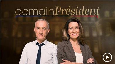 «Demain Président» pose la question aux candidats à la présidentielle