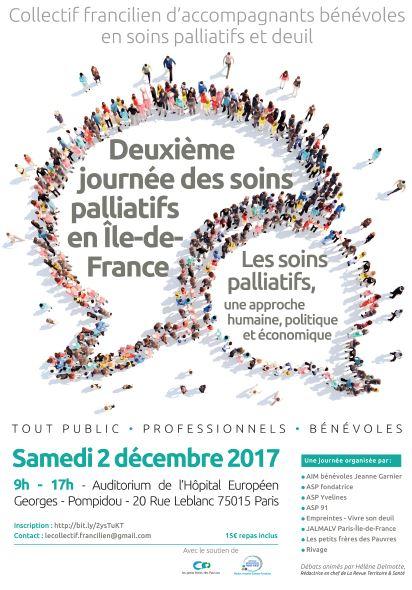 2ème journée des soins palliatifs en Île de France